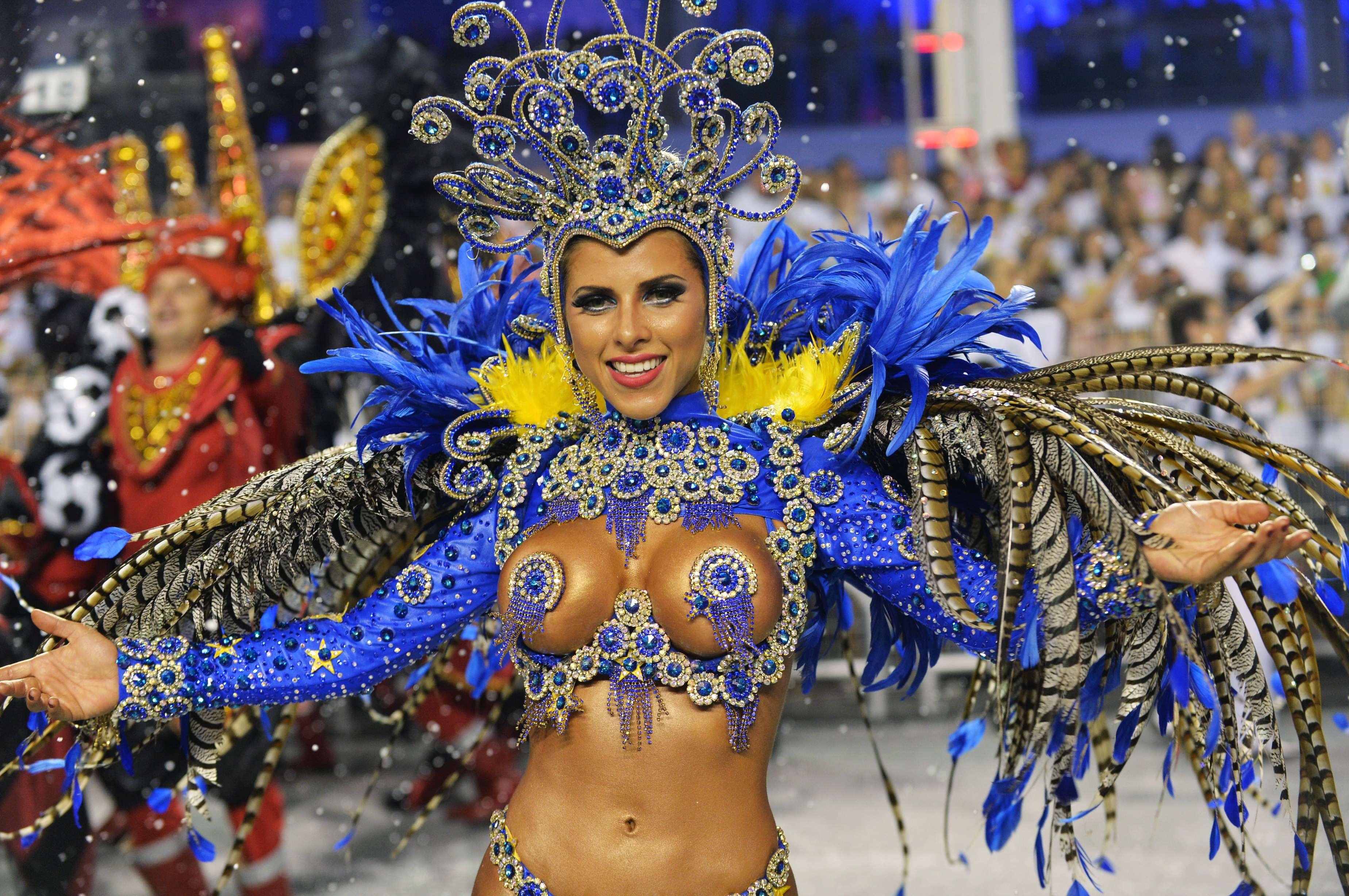 Якобы повышенный уровень преступности в городе во время карнавала, часто цитируемый в прессе, является несколько относительным
